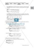 Harmonielehre des 17. Jahrhunderts: Lernerfolgskontrolle Preview 4