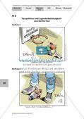 Interpretation von Karikaturen: Durchführen einer Karikaturenanalyse Preview 1