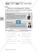 Schriftlichkeit im Mündlichen: Rede und Bewerbungsgespräch Preview 7