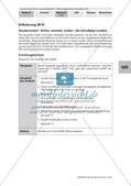 Materialgestütztes Schreiben: Erstellung eines Schreibplanes Preview 2