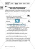 Wohnungsmarkt: Lernerfolgskontrolle und Glossar Preview 1