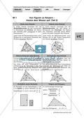 Einstieg: Geometrische Figuren im Größenvergleich Preview 2