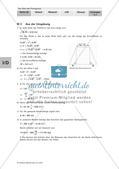 Satz des Pythagoras in der Architektur Preview 14