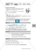Mathematische Verallgemeinerungen Preview 2