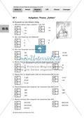 Multiple-Choice-Test zum Thema Zahlen Preview 1