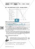 Das Grafik-Fenster im CAS - Ablesen von Lösungen Preview 1