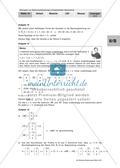 Abiturvorbereitung - Analytische Geometrie Preview 13