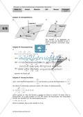 Abiturvorbereitung - Analytische Geometrie Preview 18