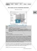 Abiturvorbereitung - Analytische Geometrie Preview 1