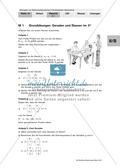 Abiturvorbereitung - Analytische Geometrie Preview 3