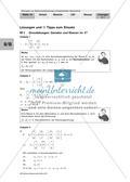 Abiturvorbereitung - Analytische Geometrie Preview 8