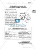 Erweiterung der Rechenfähigkeit: Mit Mathegeschichten durch das Jahr Preview 1