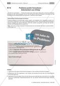 Geschäftliche Telefonate - Zielführende Äußerung von Wünschen Preview 1