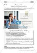 Geschäftliche Telefonate - Zielführende Äußerung von Wünschen Preview 3