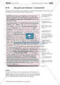 Lernerfolgskontrolle - Vereinfachen von Behördensprache Preview 1
