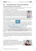 Deutsch_neu, Sekundarstufe II, Schreiben, Grundlagen, Schreibverfahren, Anleitung und Förderung von Schreibprozessen, Pragmatisches Schreiben, Argumentieren, Satire