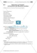 Merkmale und formale Anforderungen eines Protokolls Preview 1
