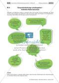 Protokoll: Indirekte Rede und Zeichensetzung Preview 1