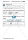 Protokoll: Indirekte Rede und Zeichensetzung Preview 2