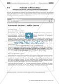 Protokoll: Indirekte Rede und Zeichensetzung Preview 3