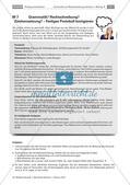 Protokoll: Indirekte Rede und Zeichensetzung Preview 6