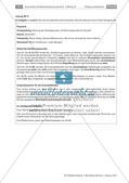 Protokoll: Indirekte Rede und Zeichensetzung Preview 9