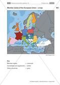 European Union - Member states and  Country fact cards Preview 2