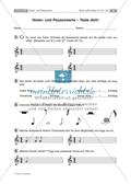 Kennenlernen von Noten- und Pausenwerten Preview 22