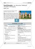 Gaudi-Olympiade: Leichtathletik-Wettkampf Preview 1