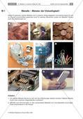 Chemie_neu, Sekundarstufe I, Chemische Bindungen, Metallische Bindung, Metalle, Isolatoren und Halbleiter, Fe, Eisenzeit, Erze, Roheisen, Gold, Silber, Stahl, Kupfer
