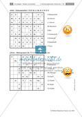 Sudoku und Stadt, Land, Fluss mit chemischen Elementen Preview 2