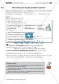 Metalloxide: Kupferoxid-Eisen-Gemisch erhitzen Preview 1
