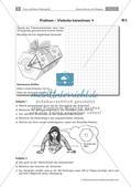 Sinus, Kosinus und Tangens - Anwendungsaufgaben zur Trigonometrie Preview 13