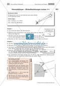 Sinus, Kosinus und Tangens - Anwendungsaufgaben zur Trigonometrie Preview 19