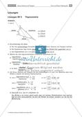 Sinus, Kosinus und Tangens - Anwendungsaufgaben zur Trigonometrie Preview 24