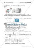 Sinus, Kosinus und Tangens - Anwendungsaufgaben zur Trigonometrie Preview 27