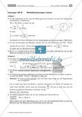 Sinus, Kosinus und Tangens - Anwendungsaufgaben zur Trigonometrie Preview 28