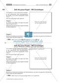 Glücksrad und Lostrommel - Wahrscheinlichkeiten im Baumdiagramm darstellen und berechnen Preview 10