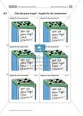 Glücksrad und Lostrommel - Wahrscheinlichkeiten im Baumdiagramm darstellen und berechnen Preview 12