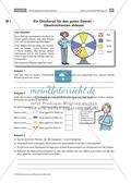 Glücksrad und Lostrommel - Wahrscheinlichkeiten im Baumdiagramm darstellen und berechnen Preview 4