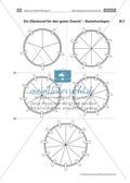 Glücksrad und Lostrommel - Wahrscheinlichkeiten im Baumdiagramm darstellen und berechnen Preview 5