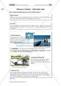 Reports about a class trip to the US - Schreiben formeller und informeller Nachrichten Preview 10