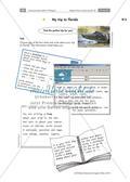 Reports about a class trip to the US - Schreiben formeller und informeller Nachrichten Preview 11