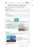 Reports about a class trip to the US - Schreiben formeller und informeller Nachrichten Preview 13