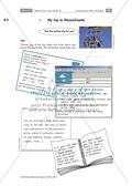 Reports about a class trip to the US - Schreiben formeller und informeller Nachrichten Preview 14