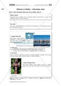 Reports about a class trip to the US - Schreiben formeller und informeller Nachrichten Preview 16