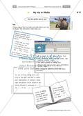 Reports about a class trip to the US - Schreiben formeller und informeller Nachrichten Preview 17