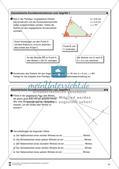 Konstruktion von Dreiecken Preview 13