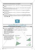 Konstruktion von Dreiecken Preview 16