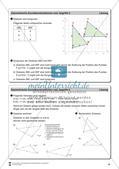Konstruktion von Dreiecken Preview 20
